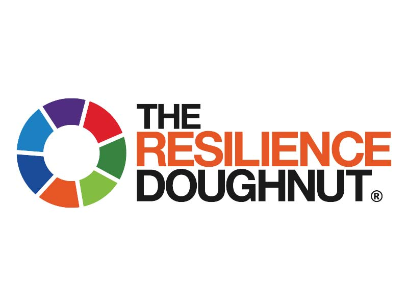 Logo for the resilient donut system